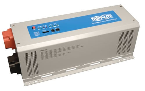 230V, 2000W Inverter/Charger with Pure Sine Wave Output