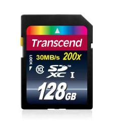 128GB Class 10 SDXC Card