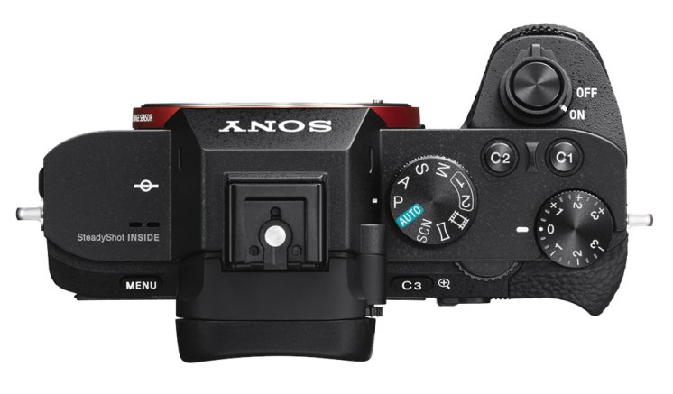 42.4MP 4K Full-Frame Mirrorless Camera Without Lens in Black