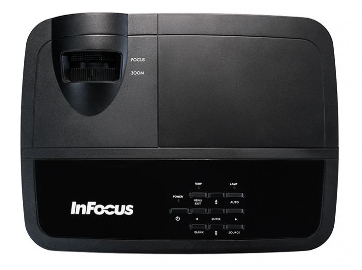 InFocus IN119HDX 3200 Lumens 1080p DLP Projector IN119HDX