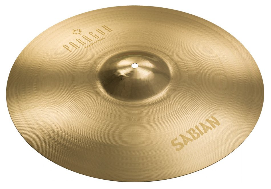 "Sabian Paragon 19"" Crash Cymbal in Natural Finish NP1908"
