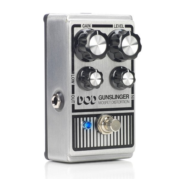 MOSFET Distortion Pedal