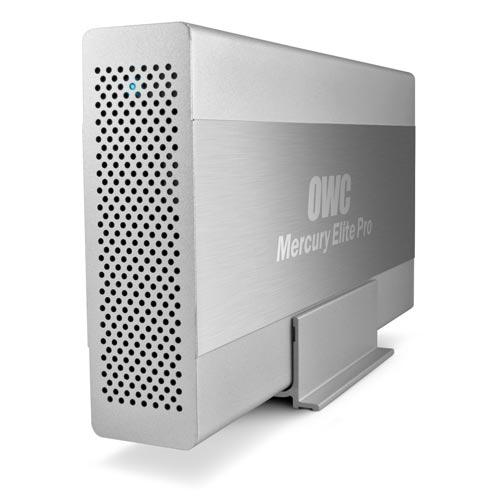OWC OWCME3QH7500GB  Mercury Elite Pro 500GB 7200RPM USB 3.0/FireWire 800/eSATA External Hard Drive, 16MB Cache OWCME3QH7500GB