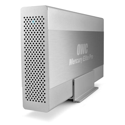 Mercury Elite Pro 4.0TB 7200RPM USB 3.0/FireWire 800/eSATA External Hard Drive, 64MB Cache