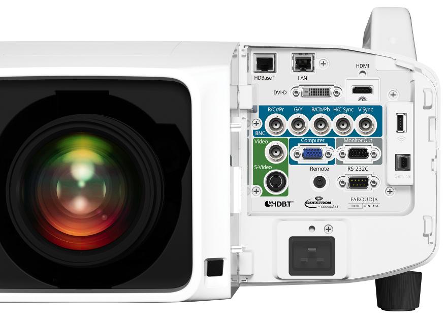 7500 Lumens WUXGA 3LCD Large Venue Projector