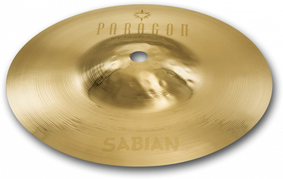 "10"" Splash Cymbal in Natural Finish"