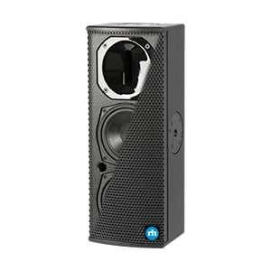 "Dual 6.5"", Non-Powered Speaker, Black"