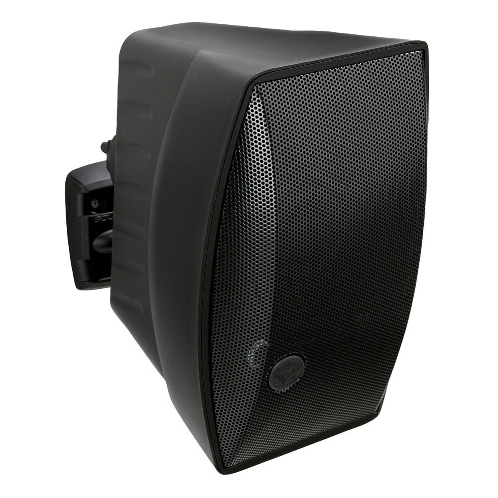 "5.25"" High Power Coaxial Surface Mount Speaker with Weather-Resistant Finish"