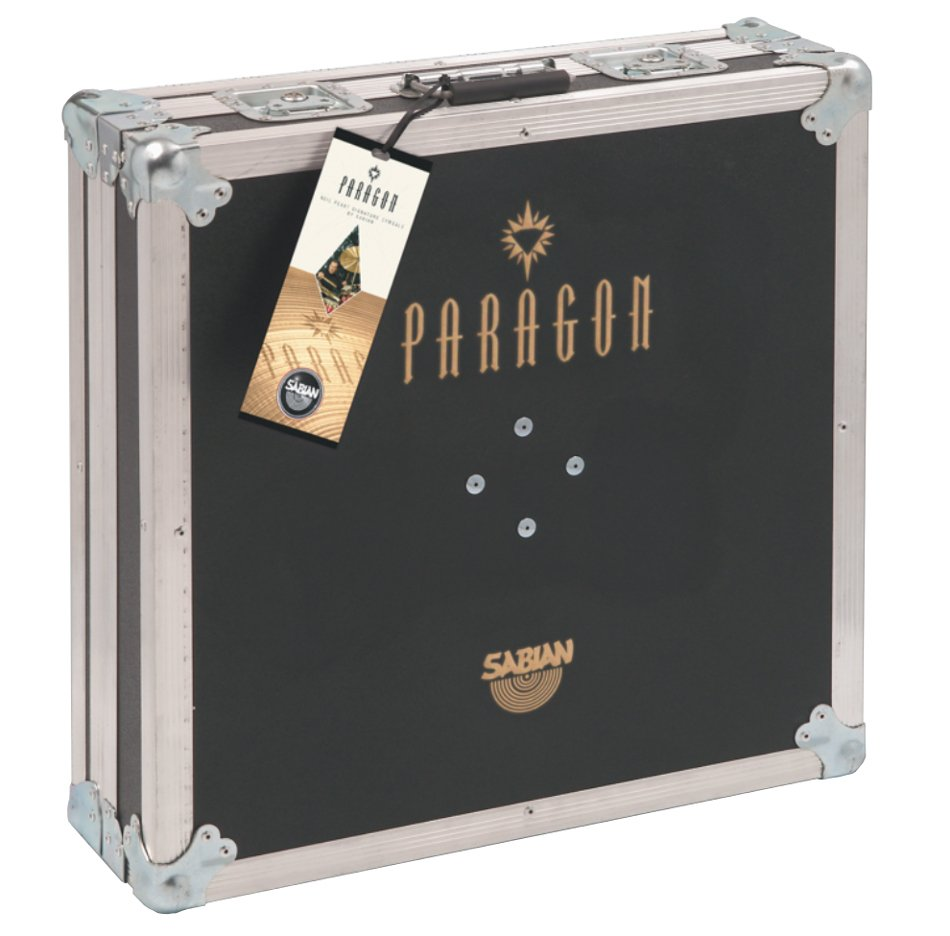 Cymbal Package with Flight Case