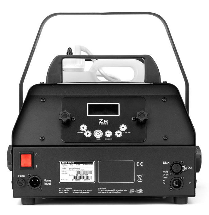 Martin Professional JEM ZR35 1500W 4L Fog Machine ZR35