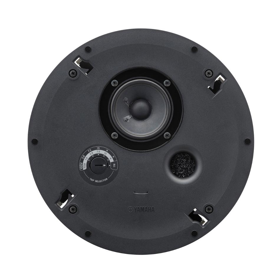 """3.5"""", Full-Range Ceiling Speaker, Black"""