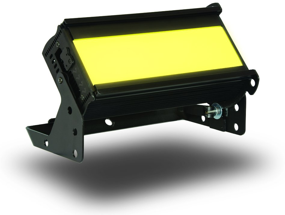 Battery-Powered Extreme Output Variable White Phosphor LED Fixture