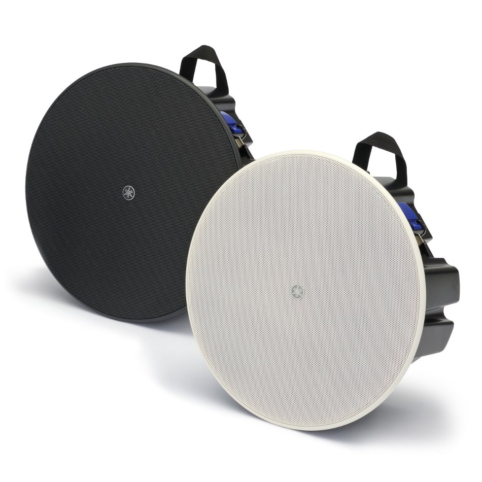 """4.5"""", Full-Range Ceiling Speaker, Black"""