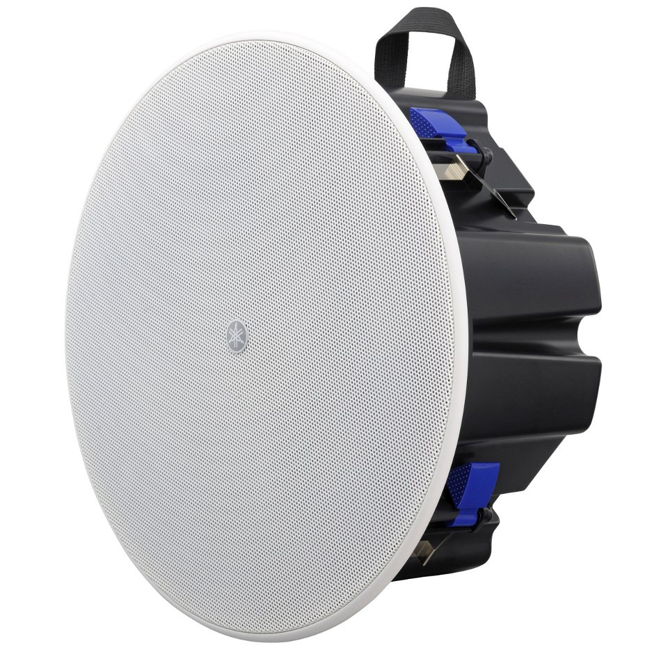 "4.5"", Full-Range Ceiling Speaker, White"