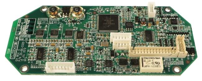 Main PCB Assembly for JTV-89F