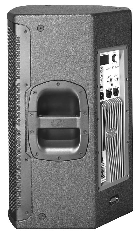 """2-Way, 750W Powered System, 1"""" Driver"""