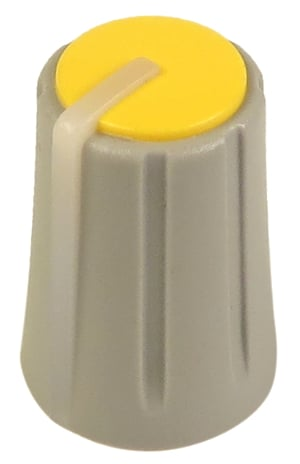 Yellow Rotary Knob for GL2000