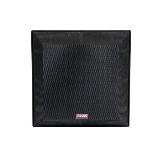 3-Way, 60x60 Speaker #2035529, Black