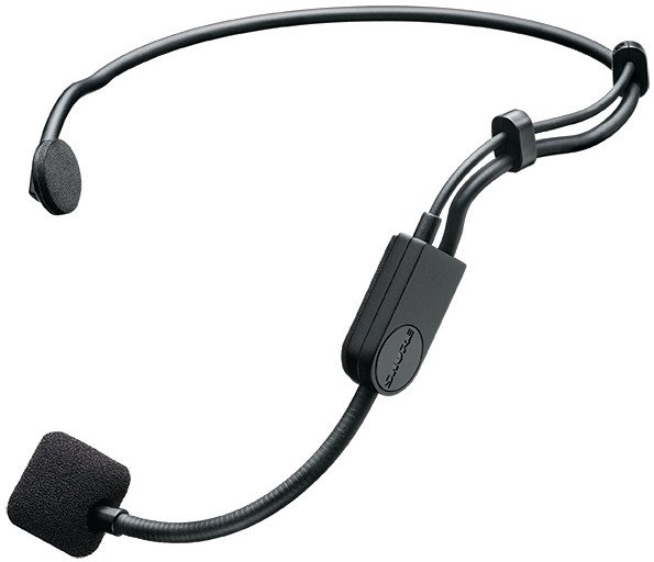 Headworn Wireless System with PGA31 Headset Microphone