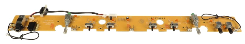 Front Control PCB Assembly for DDJ-SX