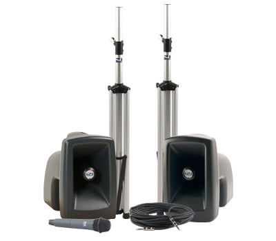 Megavox Deluxe Pro PA System