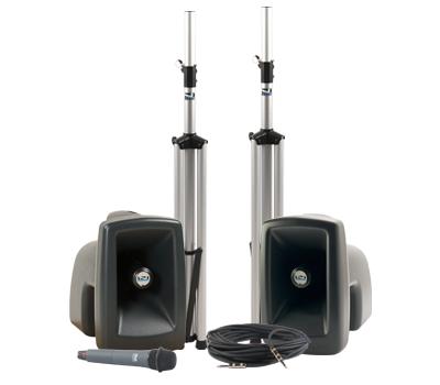 Anchor MEGA-DP Megavox Deluxe Pro PA System MEGA-DP-600