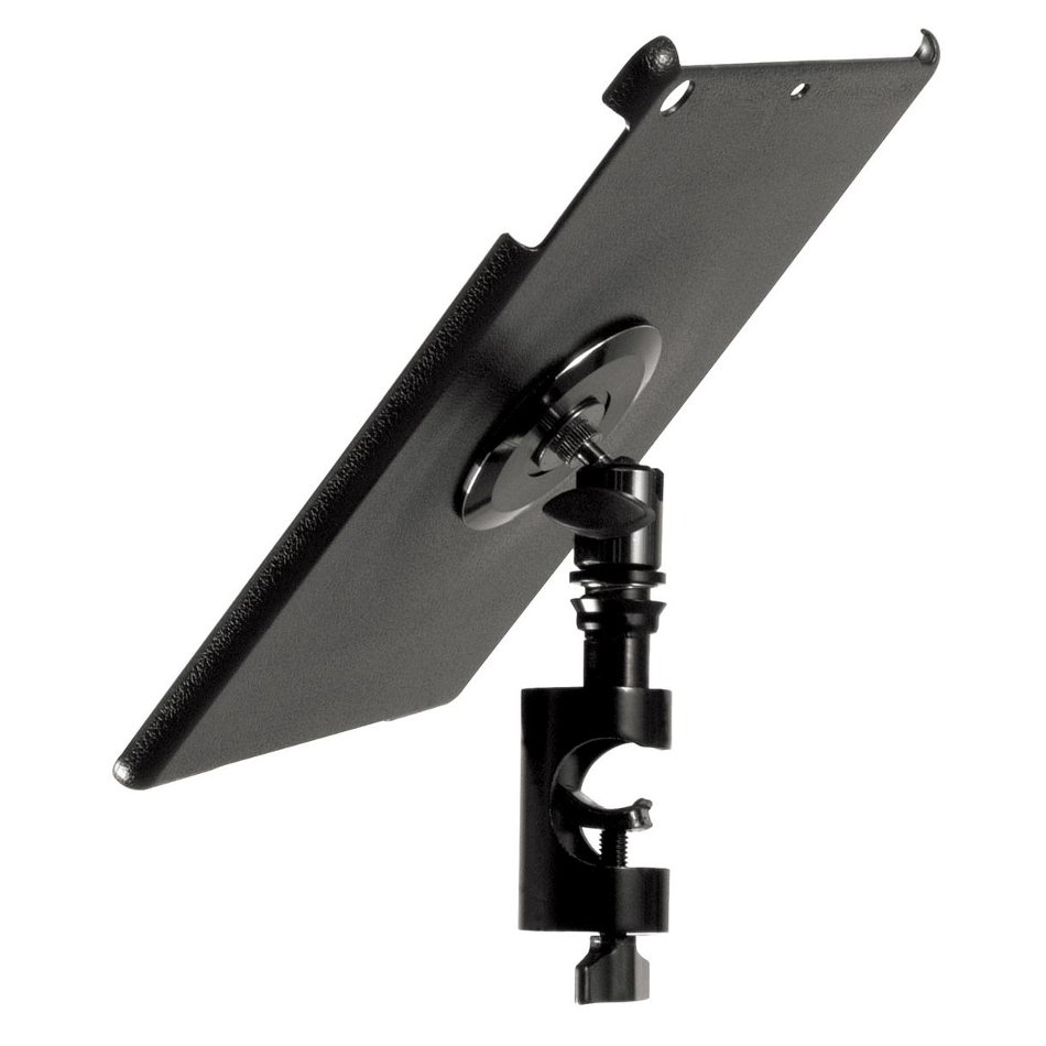 Snap-On iPad Air Cover/Mount with Round Clamp and u-mount
