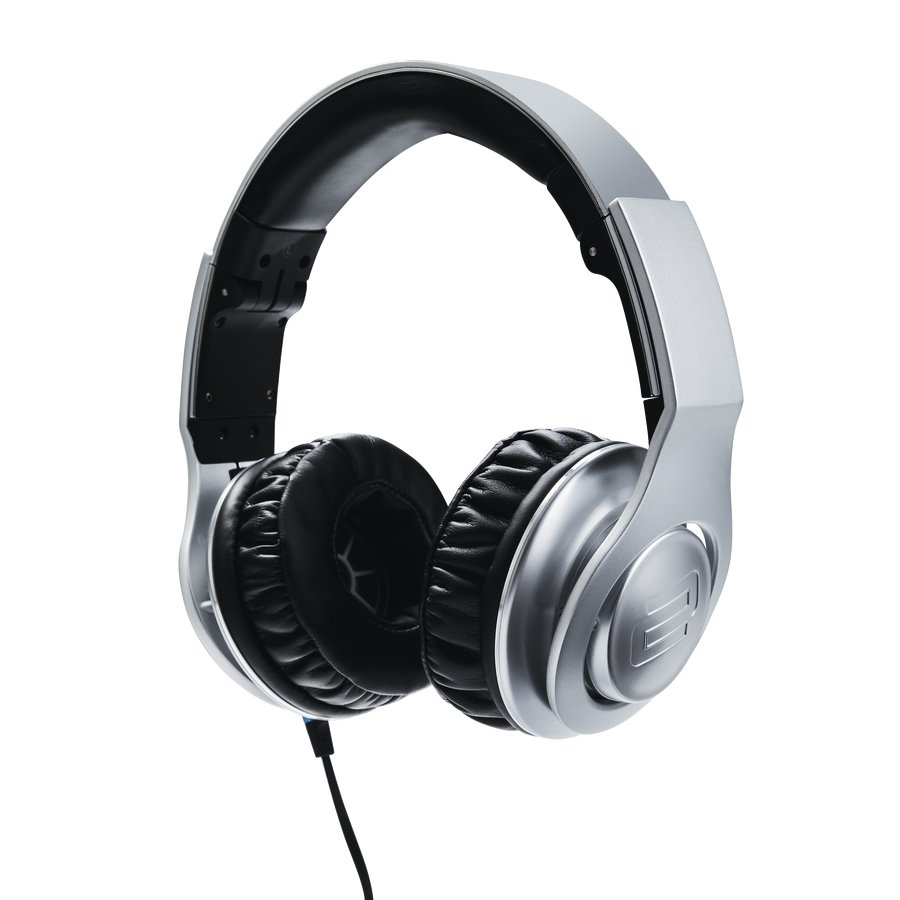Closed-Back Over-Ear DJ Headpphones with Detachable Cable