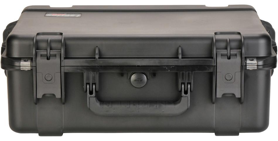 iSeries Waterproof Case wtih Gray Dividers, 22x17x8