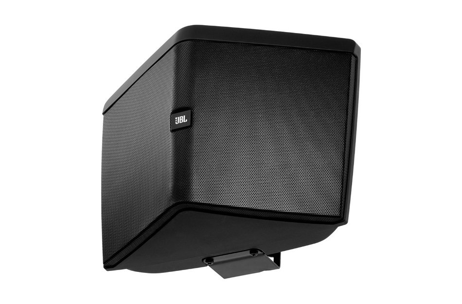 "Wide-Coverage Speaker with 5-1/4"" LF, HST Technology, Black"
