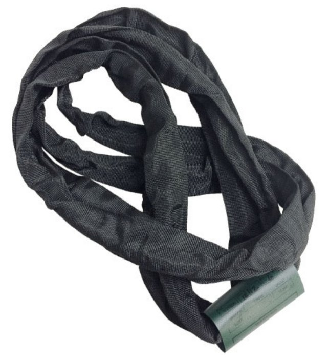 6-Foot Round Sling with Aircraft Cable Inside