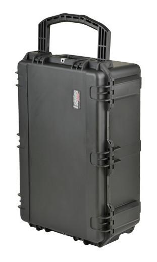 "iSeries Pro Audio Utility Case with Cubed Foam Interior, 30.5""x19.5""x12"""