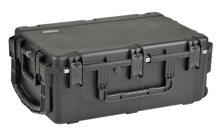 "iSeries Pro Utility Case with Wheels, 30.5""x19.5""x12"", Empty"