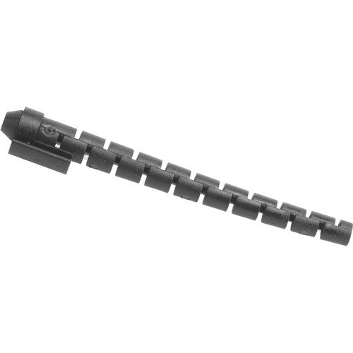 Headset Cable Clip & Strain Relief, d:fine Headset, Black, 5pk