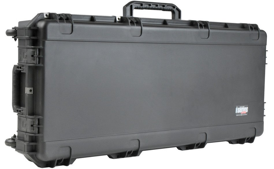 "iSeries Waterproof Case with Layered Foam, 47""x19""x8"""