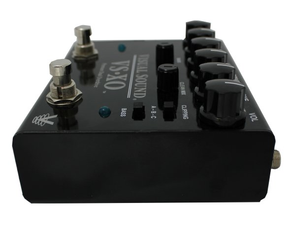 Dual Overdrive Pedal