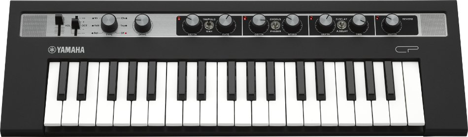37-Key Electric Piano Synthesizer
