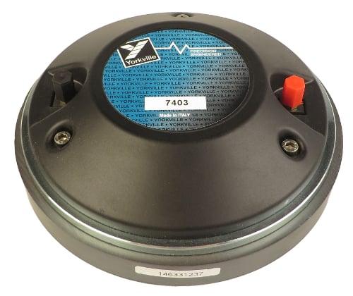 HF Driver for EF508