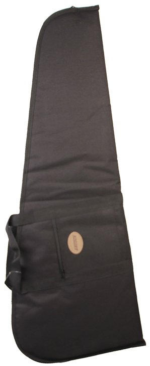 Solid Body Electric Guitar Gig Bag in Black