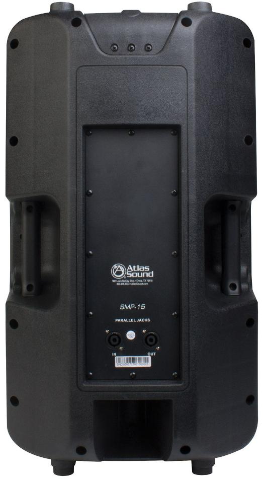 """2-Way, 15"""" Passive Speaker"""