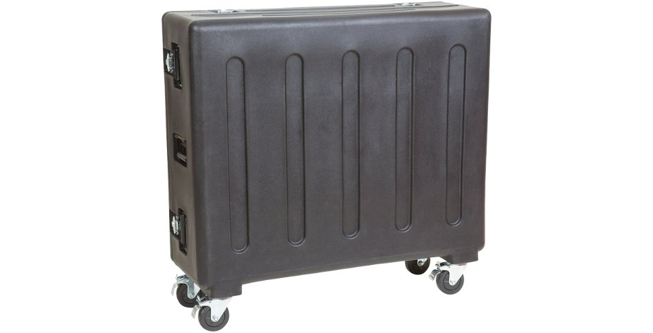 SKB Cases 1RMM32-DHW  Roto-molded Midas M32 Mixer Case w/ Wheels 1RMM32-DHW