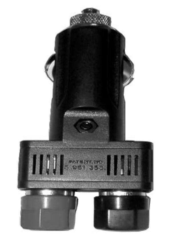 Lighter Socket Plug Adapter