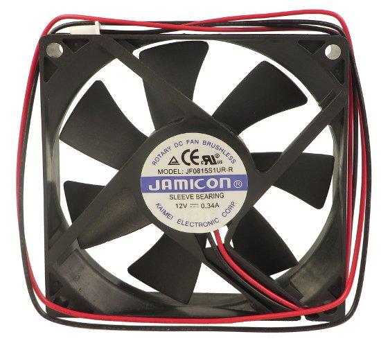 Fan for TS115A and TS112A