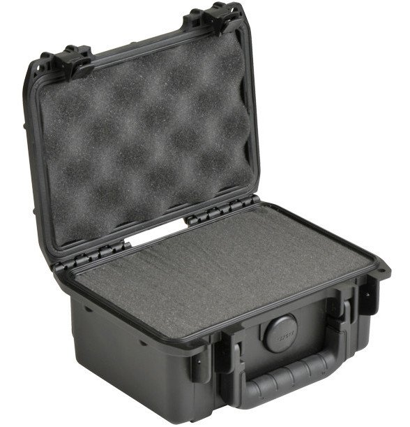 "SKB Cases 3I-0705-3B-C  iSeries Waterproof Case with Cubed Foam Interior, 7.5""x5""x3.25"" 3I-0705-3B-C"