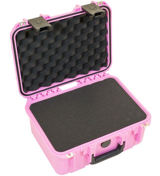 7b902e0057f8 iSeries Waterproof Utility Case with Cubed Foam, Pink by SKB, 3I ...