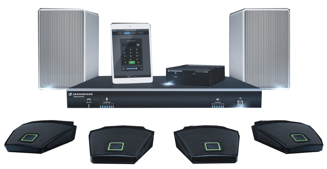 Audio Conferencing System Package, Large Flex