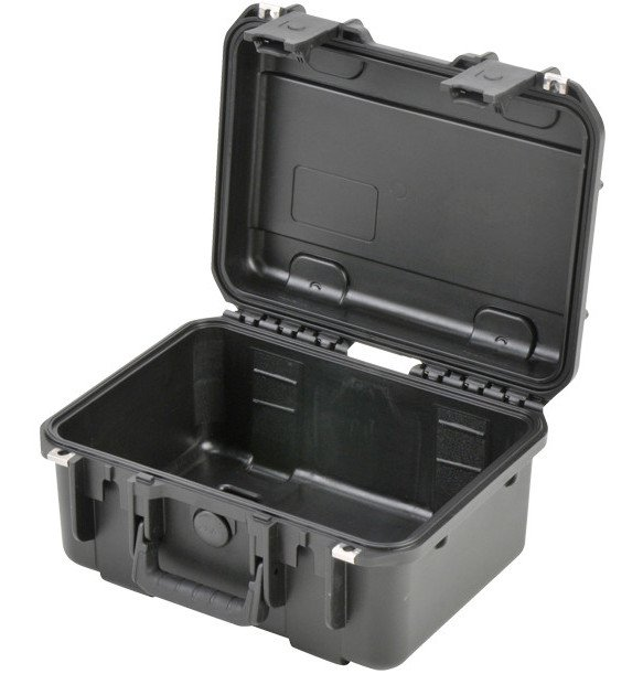 "iSeries Waterproof Case with Empty Interior, 13.5""x9.5""x6.5"""