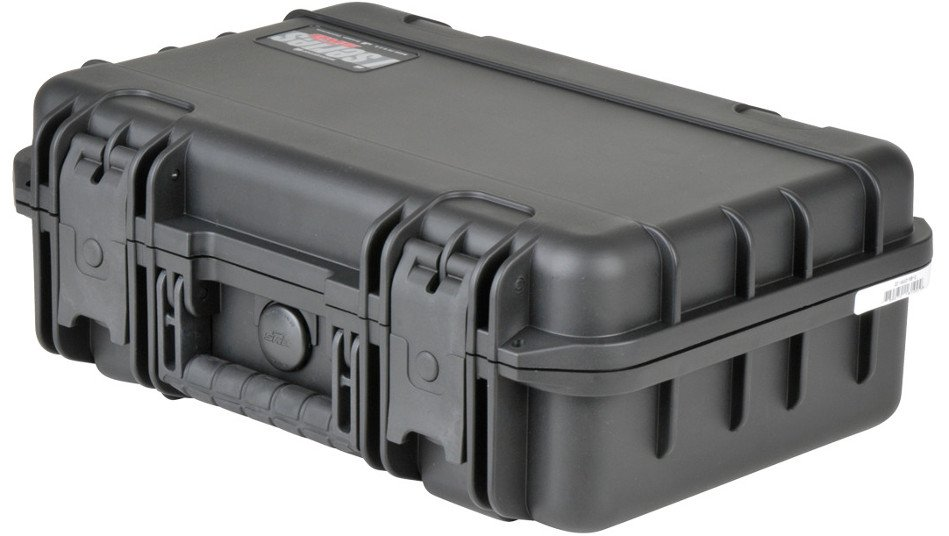 "iSeries Waterproof Case with Layered Foam Interior, 16""x10""x5.5"""