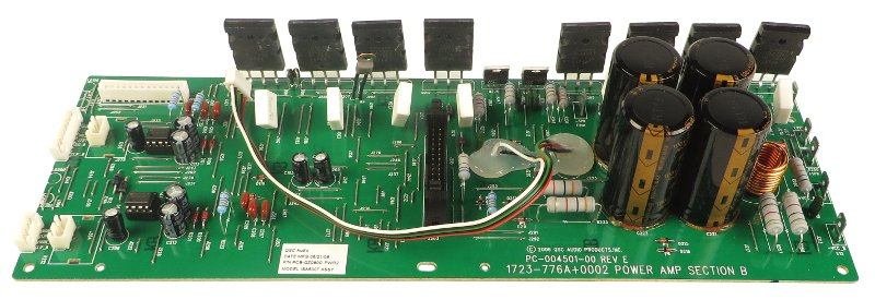 Main Bottom PCB for ISA 300T