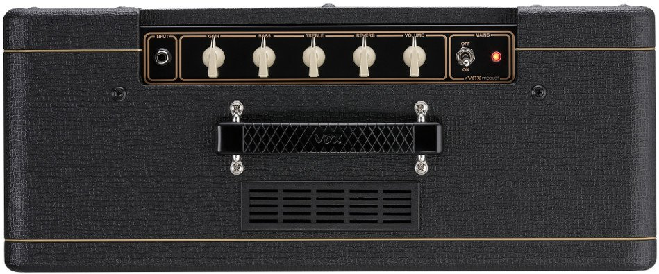 vox ac10c1 10w tube guitar combo amplifier full compass systems. Black Bedroom Furniture Sets. Home Design Ideas